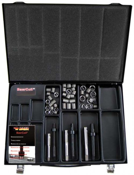 BaerCoil Thread Repair Workshop Kit for Spark Plug