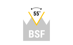 BSF - britisches Feingewinde