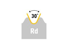 Rd - Rundgewinde