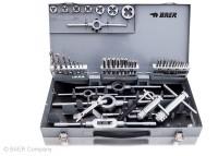 BAER SET HSS Handgewindebohrer | Schneideisen | Werkzeuge : M 3 - 12