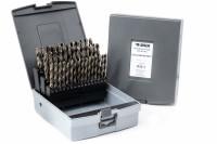 HSSE Extrem-Bohrer Satz (0,1mm steigend) 6 - 10 mm