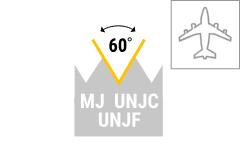 MJ, UNJC, UNJF - Luftfahrt