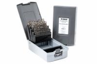 HSSE Extrem-Bohrer Satz (0,1mm steigend) 1 - 6 mm