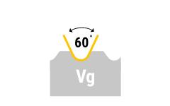 Vg - Ventilgewinde