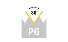 PG - Stahlpanzerrohrgewinde