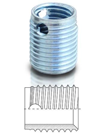 BaerFix mit Schneidbohrungen M 16 x 2,0 - 24 mm - blau passiviert- 50 Stück