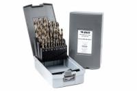 HSSE Extrem-Bohrer Satz (0,5mm steigend) 1 - 13 mm